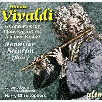 Vivaldi 6 Flute Concertos