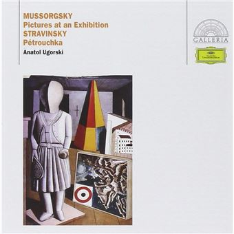 Tableaux d'une exposition Pétrouchka