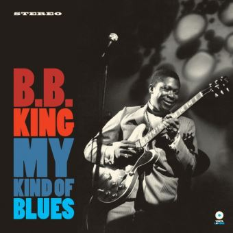 MY KIND OF BLUES/LP