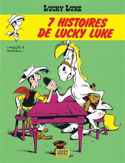 7 histoires de Lucky Luke