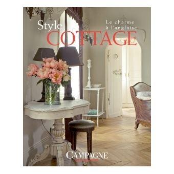 Style Cottage Le Charme A L Anglaise Cartonne Collectif Achat Livre Fnac