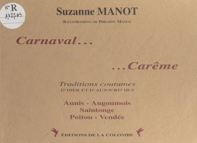 Carnaval... carême