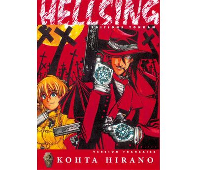 Hellsing -Tome 02-
