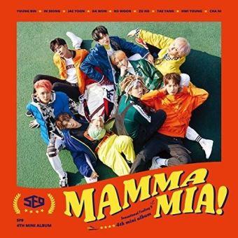 Mama mia special edition