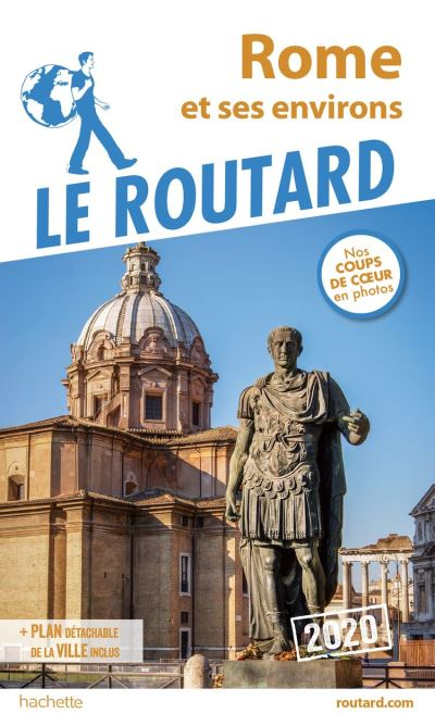 Guide du Routard Rome 2020 - 9782011183699 - 7,99 €