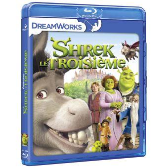 ShrekShrek le troisième Blu-ray