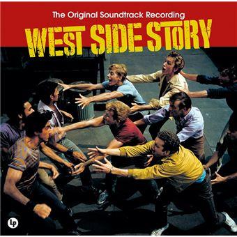 WEST SIDE STORY-THE ORIGINAL SOUND/LP