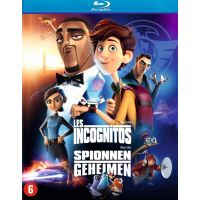 Spies In Disguise-Incognitos-BIL-BLURAY
