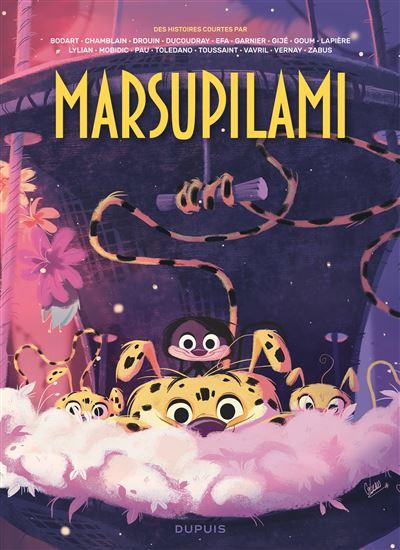 Des histoires courtes du Marsupilami par ...