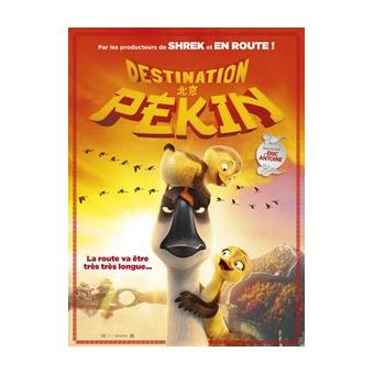 Destination Pékin Blu-ray