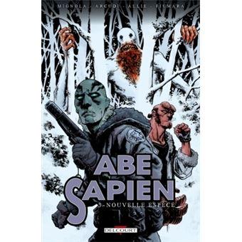 Abe SapienAbe Sapien