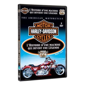 La Harley Davidson DVD