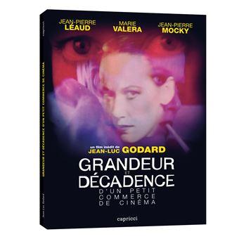 Grandeur et décadenceGrandeur et décadence d'un petit commerce de cinéma DVD