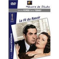 Le fil du rasoir DVD