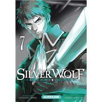 Silver Wolf, blood, bone