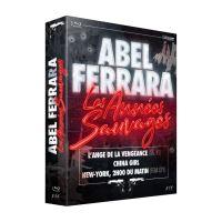 Coffret Ferrara : Les Années Sauvages 3 Films Blu-ray