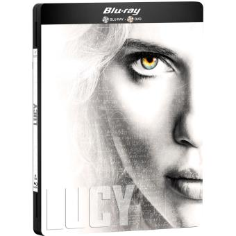 Lucy Combo Collector Blu-Ray + DVD Pack Métal