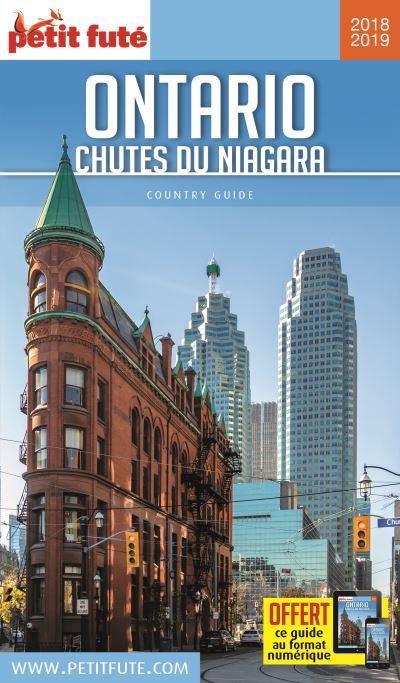 Petit Futé Ontario, chutes du Niagara