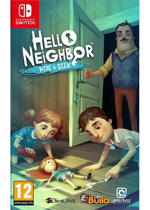 Hello Neighbor Hide and Seek Nintendo Switch