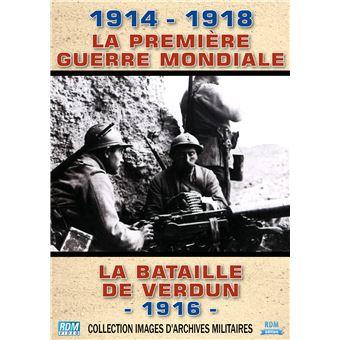 PREMIERE GUERRE MONDIALE-LA BATAILLE DE VERDUN 1916-FR