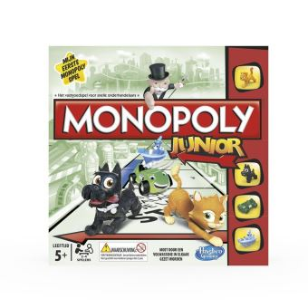MONOPOLY JUNIOR-NL