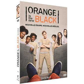 Orange is the New BlackOrange Is the New Black Saison 4 DVD