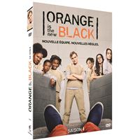 Orange Is the New Black Saison 4 DVD