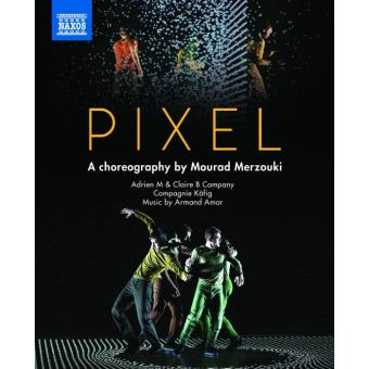 PIXEL/BALLET/BLURAY