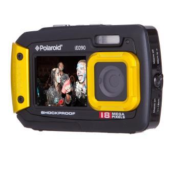 Compact Polaroid iE090 Jaune