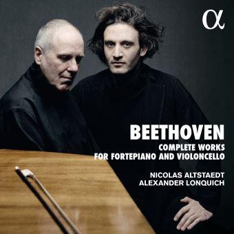 Œuvres pour piano-forte et violoncelle Intégrale