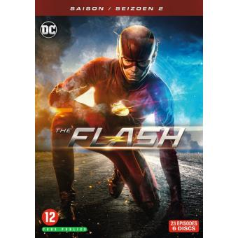 FLASH - SEASON 2 (2014) (6DVD) (IMP