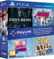 Pack Playlink Qui es-tu ? + Knowledge is Power + Singstar Celebration + Hidden Agenda PS4 - Gamme PlayLink