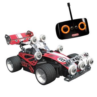 Voiture radiocommandée Buggy de Course Meccano 2 modèles à construire