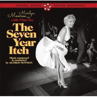 The Seven Year Itch (Ost) + 23 Bonus Tracks