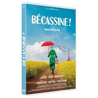 Bécassine ! DVD