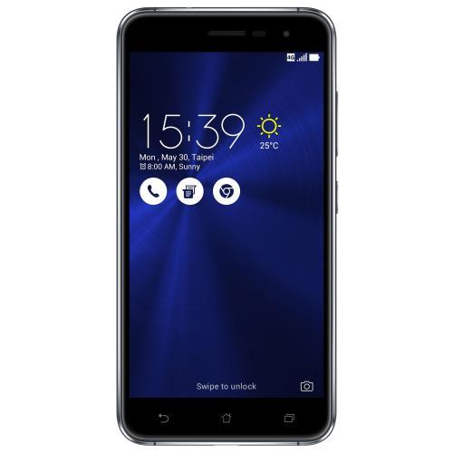 Smartphone Asus ZenFone 3 ZE520KL Double SIM 64 Go Noir