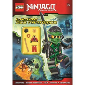 Lego Ninjago L Heure Des Fantomes Lego Ninjago Maitres Des Elements