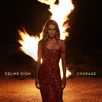 Courage - CD