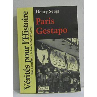 Paris Gestapo
