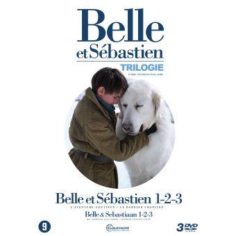 BELLE ET SEBASTIEN 1-2-3-BIL