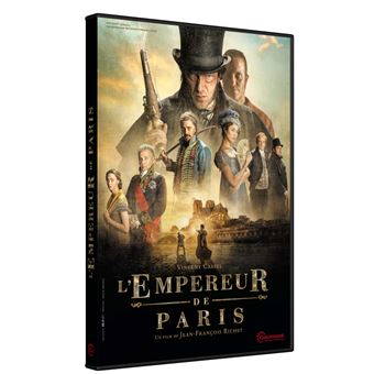 L'Empereur de Paris DVD