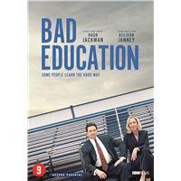 Bad Education DVD