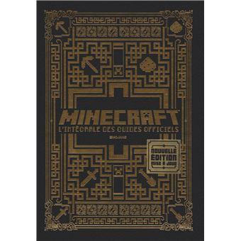 Livres En Francais Minecraft La Collection Des Guides