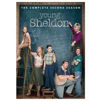 Young Sheldon Saison 2 DVD