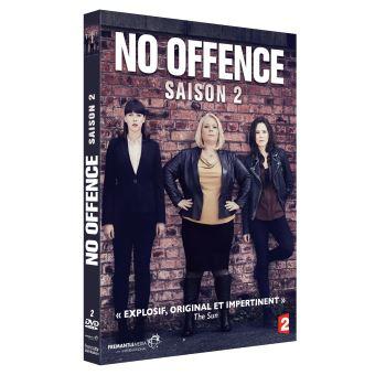 No offenceNo offence Saison 2 DVD