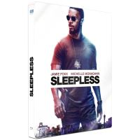 Sleepless Steelbook Blu-ray