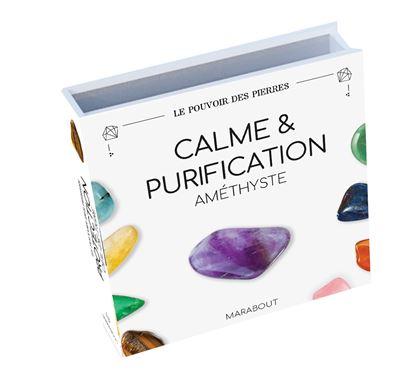 Kit pierres de soin Calme et purification