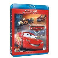 Cars, Quatre roues Combo Blu-Ray 3D