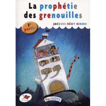 La prophétie des grenouillesLa prophetie des grenouilles,3