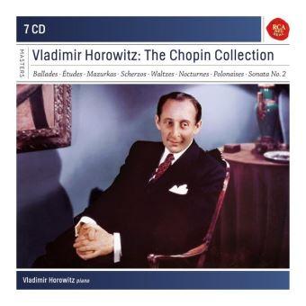 The Chopin Collection Ballades Etudes Mazurkas Scherzos Coffret